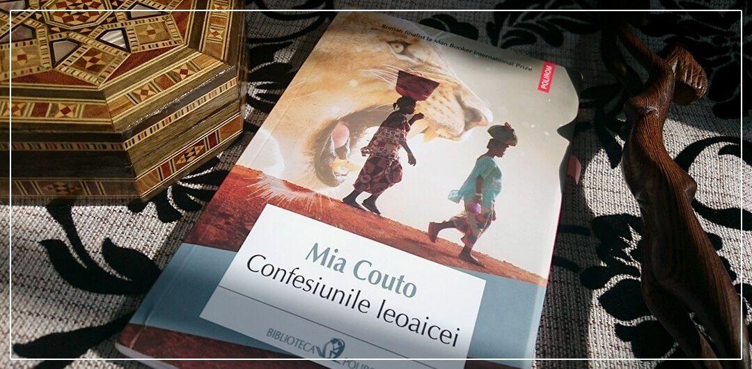 Recenzie Confesiunile Leoaicei Mia Couto
