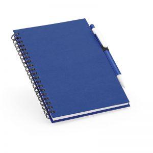 rothfuss-notepad albastru