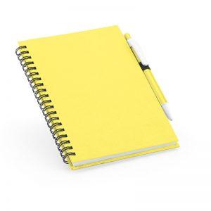 rothfuss-notepad galben