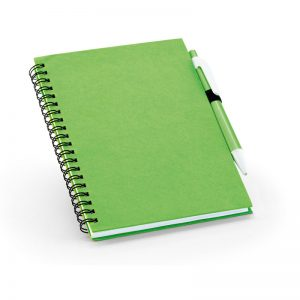 rothfuss-notepad verde
