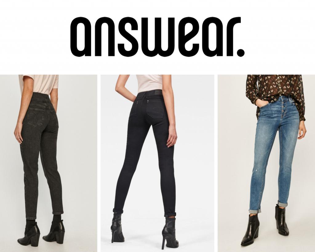 answear jeans