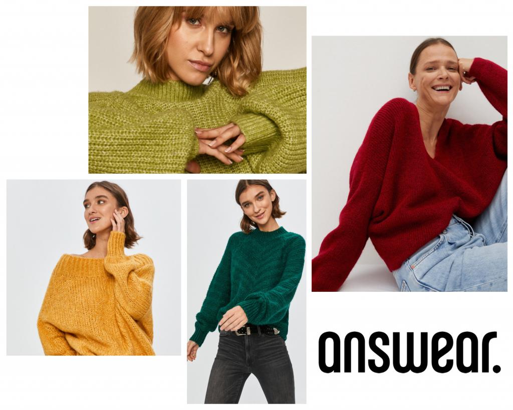 pulovere answear