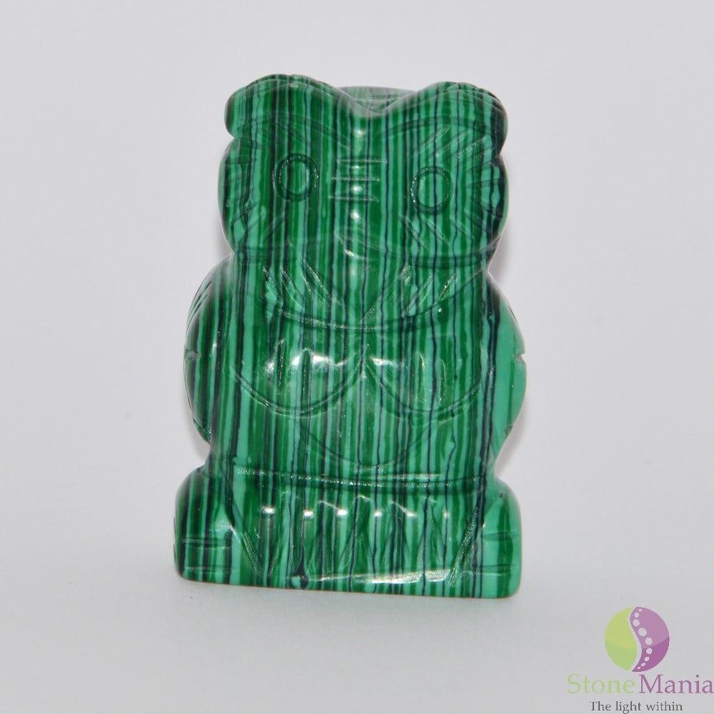 Bufnita-pietre-semipretioase-malachit