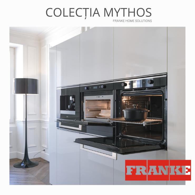 Colectia Mythos Franke electrocasnice