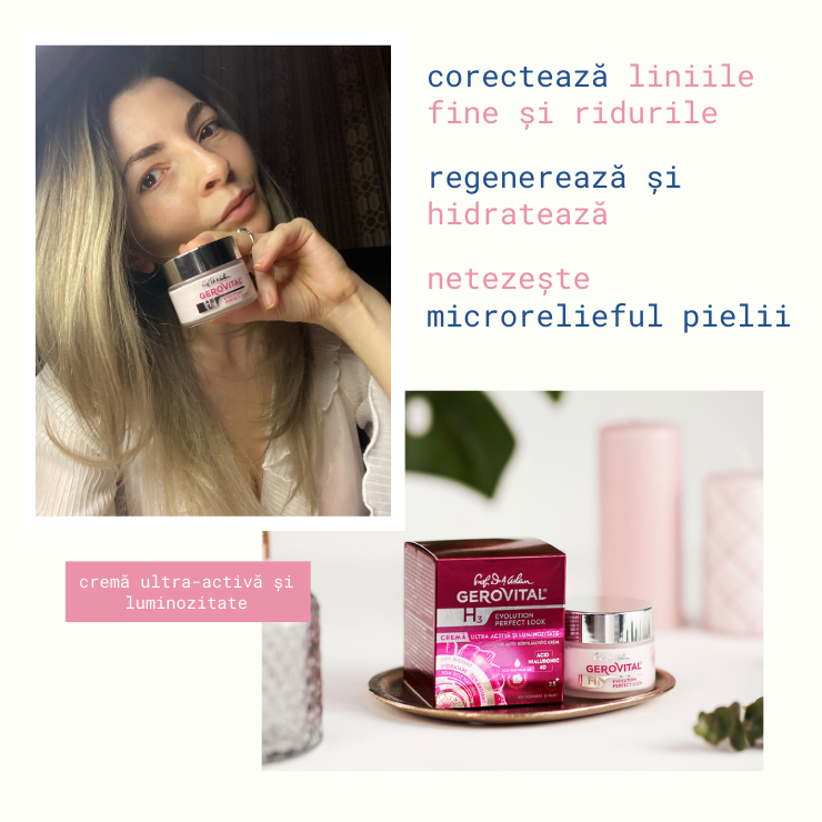 Crema Ultra-Activa si Luminozitate