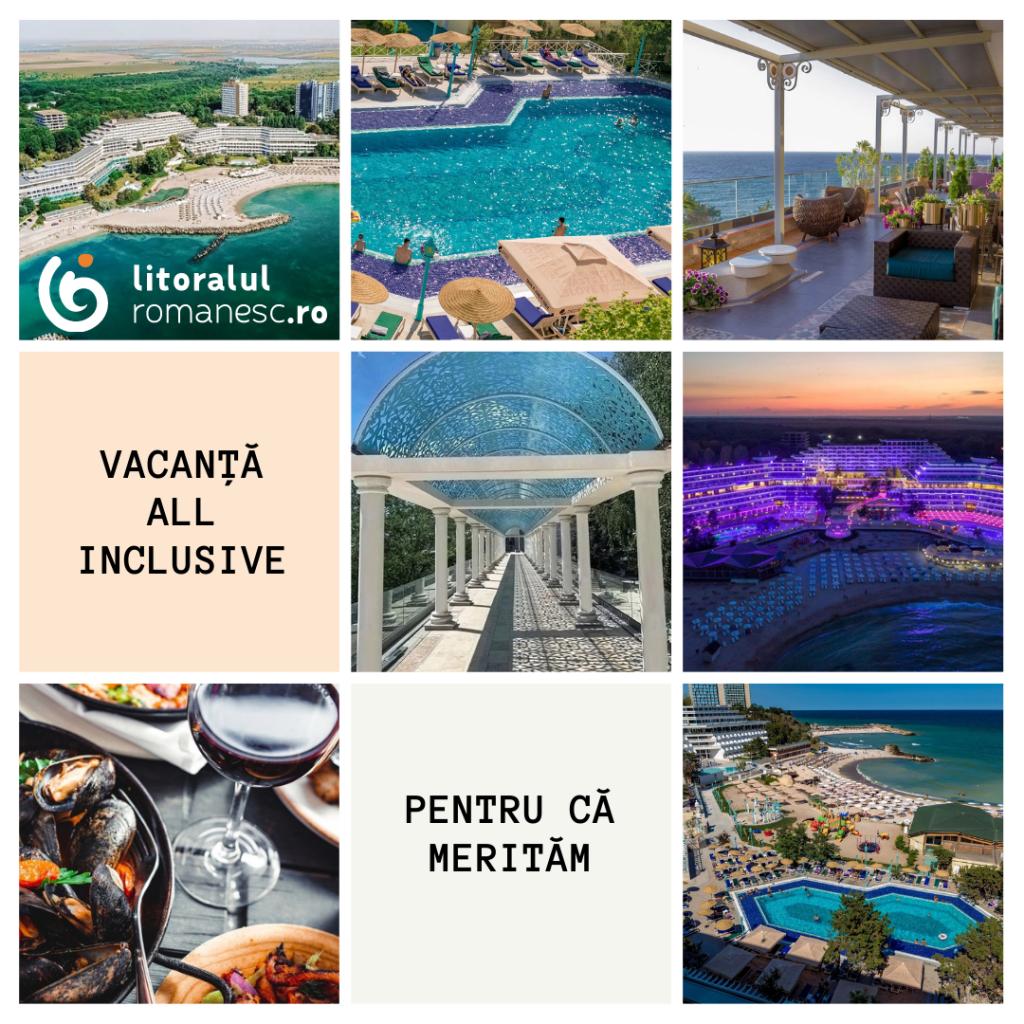Vacanta all inclusive pe litoralul romanesc