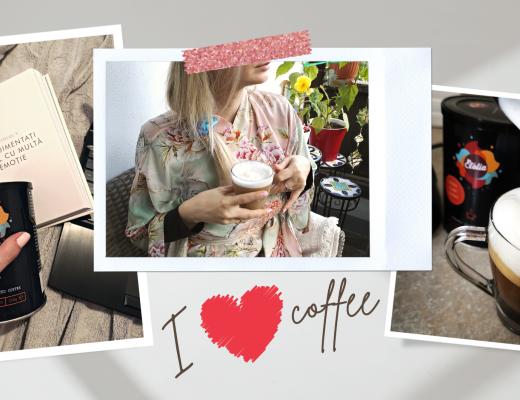 Dimineți cu iz de cafea macinata Etolia
